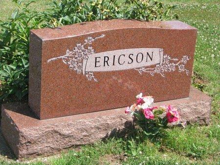ERICSON, *FAMILY MONUMENT-DAVID RAY - Union County, South Dakota | *FAMILY MONUMENT-DAVID RAY ERICSON - South Dakota Gravestone Photos