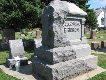 ERICSON, *FAMILY MONUMENT-ARTHUR, JOHN & MATHILDA - Union County, South Dakota | *FAMILY MONUMENT-ARTHUR, JOHN & MATHILDA ERICSON - South Dakota Gravestone Photos