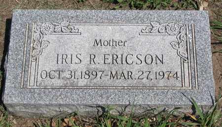 ERICSON, IRIS R. - Union County, South Dakota   IRIS R. ERICSON - South Dakota Gravestone Photos