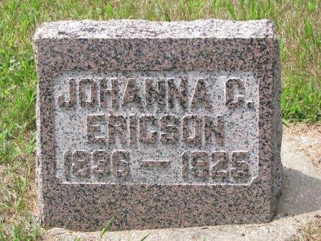 ERICSON, JOHANNA C. - Union County, South Dakota | JOHANNA C. ERICSON - South Dakota Gravestone Photos