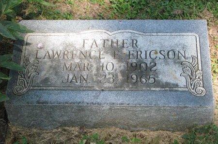 ERICSON, LAWRENCE EMMANUEL - Union County, South Dakota | LAWRENCE EMMANUEL ERICSON - South Dakota Gravestone Photos