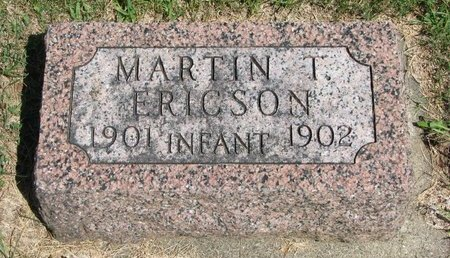 ERICSON, MARTIN THEODOR - Union County, South Dakota | MARTIN THEODOR ERICSON - South Dakota Gravestone Photos