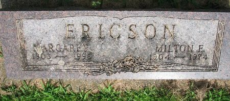 ERICSON, MILTON ELMER - Union County, South Dakota   MILTON ELMER ERICSON - South Dakota Gravestone Photos