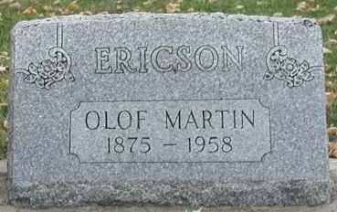 ERICSON, OLOF MARTIN - Union County, South Dakota   OLOF MARTIN ERICSON - South Dakota Gravestone Photos
