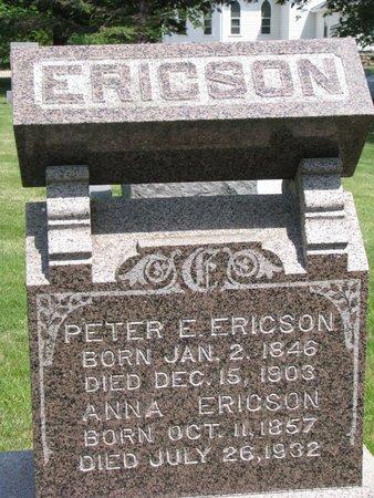 ERICSON, ANNA - Union County, South Dakota | ANNA ERICSON - South Dakota Gravestone Photos
