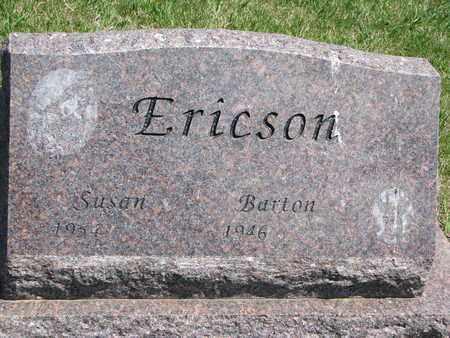ERICSON, BARTON - Union County, South Dakota | BARTON ERICSON - South Dakota Gravestone Photos