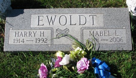 STEEN EWOLDT, MABEL LUCILLE - Union County, South Dakota | MABEL LUCILLE STEEN EWOLDT - South Dakota Gravestone Photos