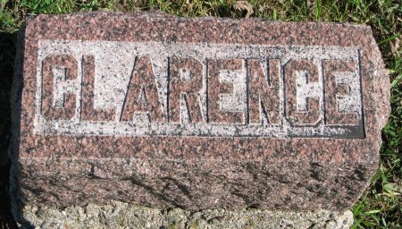 FARRAND, CLARENCE D. (FOOTSTONE) - Union County, South Dakota | CLARENCE D. (FOOTSTONE) FARRAND - South Dakota Gravestone Photos