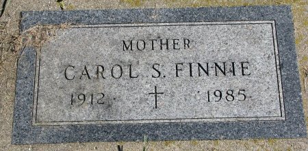FINNIE, CAROL S. - Union County, South Dakota   CAROL S. FINNIE - South Dakota Gravestone Photos