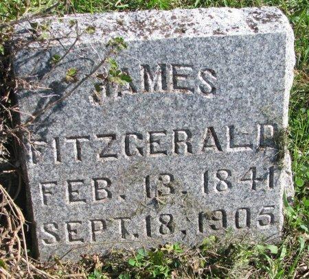 FITZGERALD, JAMES - Union County, South Dakota | JAMES FITZGERALD - South Dakota Gravestone Photos