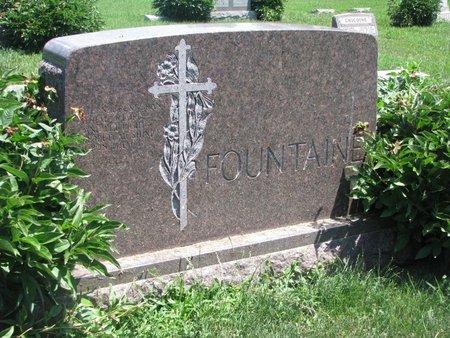 FOUNTAINE, *FAMILY MONUMENT - Union County, South Dakota | *FAMILY MONUMENT FOUNTAINE - South Dakota Gravestone Photos