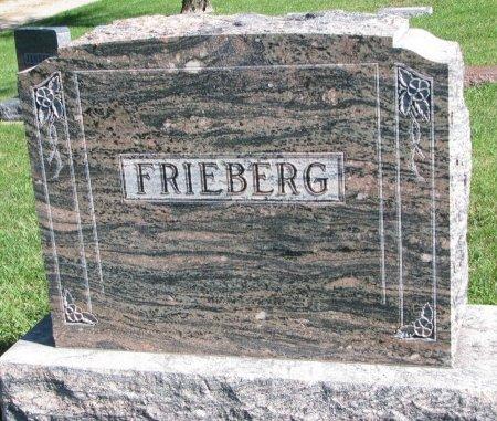 FRIEBERG, *FAMILY MONUMENT - Union County, South Dakota | *FAMILY MONUMENT FRIEBERG - South Dakota Gravestone Photos
