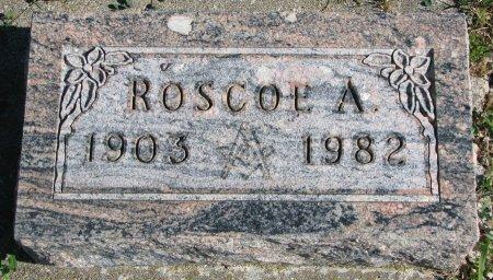 FRIEBERG, ROSCOE A. - Union County, South Dakota | ROSCOE A. FRIEBERG - South Dakota Gravestone Photos