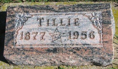 HAMMER FRIEBERG, TILLIE - Union County, South Dakota | TILLIE HAMMER FRIEBERG - South Dakota Gravestone Photos