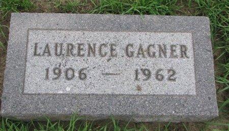 GAGNER, LAURENCE - Union County, South Dakota   LAURENCE GAGNER - South Dakota Gravestone Photos