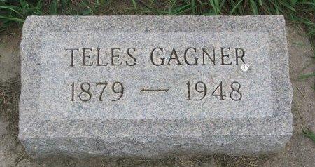 GAGNER, TELES - Union County, South Dakota   TELES GAGNER - South Dakota Gravestone Photos