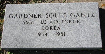 GANTZ, GARDNER SOULE (KOREA) - Union County, South Dakota | GARDNER SOULE (KOREA) GANTZ - South Dakota Gravestone Photos
