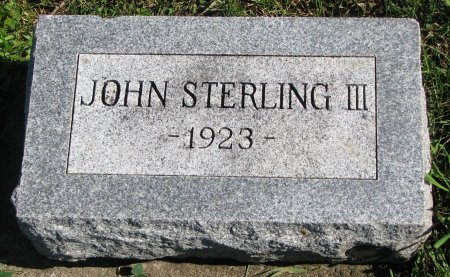 GARDNER, JOHN STERLING III - Union County, South Dakota | JOHN STERLING III GARDNER - South Dakota Gravestone Photos