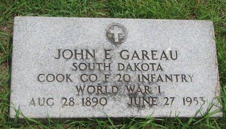 GAREAU, JOHN E. (WORLD WAR I) - Union County, South Dakota | JOHN E. (WORLD WAR I) GAREAU - South Dakota Gravestone Photos