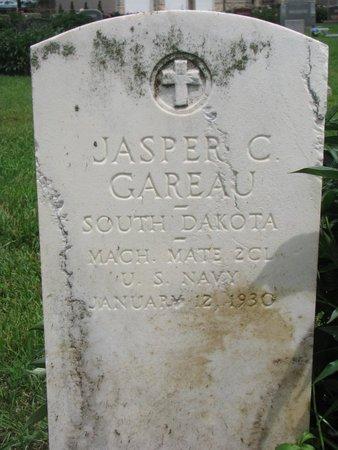 GAREAU, JASPER C. (US NAVY) - Union County, South Dakota | JASPER C. (US NAVY) GAREAU - South Dakota Gravestone Photos