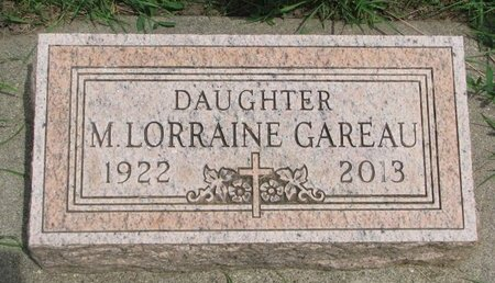 GAREAU, MARY LORRAINE - Union County, South Dakota | MARY LORRAINE GAREAU - South Dakota Gravestone Photos