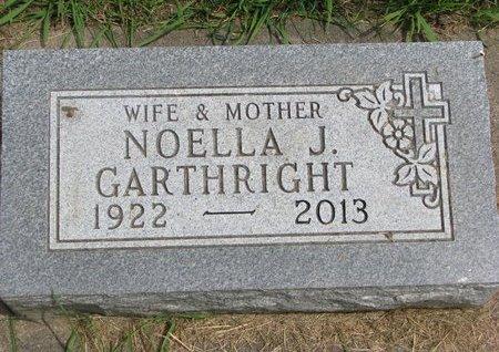 GARTHRIGHT, NOELLA JEAN - Union County, South Dakota | NOELLA JEAN GARTHRIGHT - South Dakota Gravestone Photos