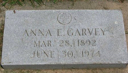 GARVEY, ANNA E. - Union County, South Dakota | ANNA E. GARVEY - South Dakota Gravestone Photos