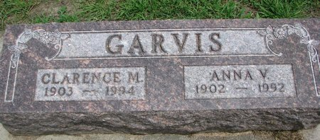 """GARVIS, CLARENCE """"FRITZ"""" M. - Union County, South Dakota 
