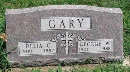 GARY, DELIA G. - Union County, South Dakota | DELIA G. GARY - South Dakota Gravestone Photos
