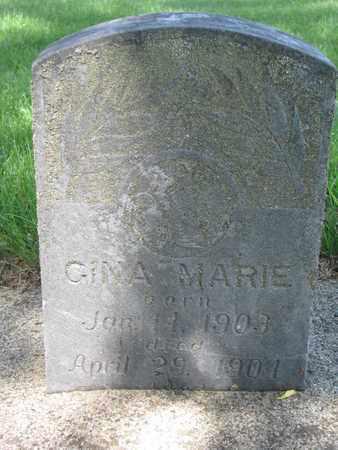GELINA, GINA MARIE - Union County, South Dakota | GINA MARIE GELINA - South Dakota Gravestone Photos