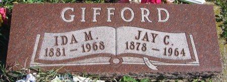 GIFFORD, JAY CASE - Union County, South Dakota | JAY CASE GIFFORD - South Dakota Gravestone Photos