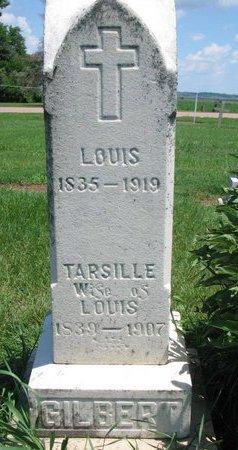 GILBERT, TARSILLE - Union County, South Dakota | TARSILLE GILBERT - South Dakota Gravestone Photos