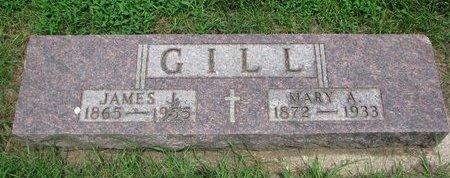 WALSH GILL, MARY A. - Union County, South Dakota | MARY A. WALSH GILL - South Dakota Gravestone Photos