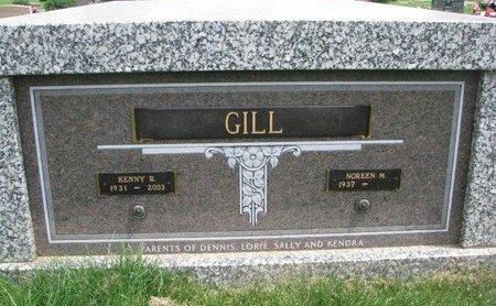 GILL, KENNY RUSSELL - Union County, South Dakota | KENNY RUSSELL GILL - South Dakota Gravestone Photos
