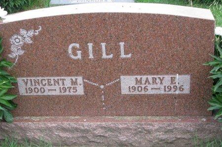 GILL, VINCENT M. - Union County, South Dakota | VINCENT M. GILL - South Dakota Gravestone Photos