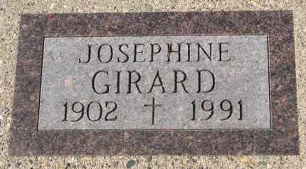 GIRARD, JOSEPHINE - Union County, South Dakota | JOSEPHINE GIRARD - South Dakota Gravestone Photos