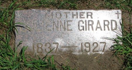 HYMEN GIRARD, JULIENNE - Union County, South Dakota | JULIENNE HYMEN GIRARD - South Dakota Gravestone Photos