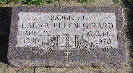 GIRARD, LAURA ELLEN - Union County, South Dakota   LAURA ELLEN GIRARD - South Dakota Gravestone Photos
