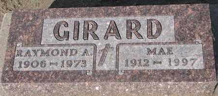 GIRARD, RAYMOND A. - Union County, South Dakota | RAYMOND A. GIRARD - South Dakota Gravestone Photos