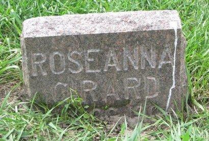GIRARD, ROSEANNA MARY - Union County, South Dakota | ROSEANNA MARY GIRARD - South Dakota Gravestone Photos