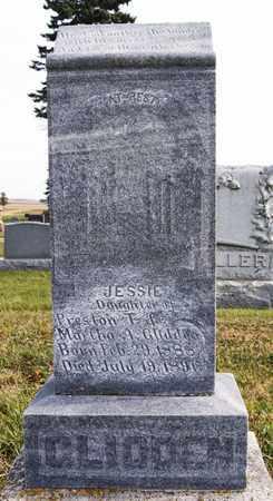 GLIDDEN, JESSIE - Union County, South Dakota | JESSIE GLIDDEN - South Dakota Gravestone Photos