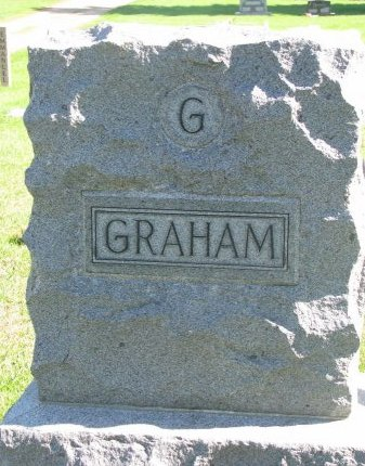 GRAHAM, *FAMILY MONUMENT - Union County, South Dakota | *FAMILY MONUMENT GRAHAM - South Dakota Gravestone Photos