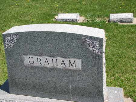 GRAHAM, *FAMILY PLOT - Union County, South Dakota | *FAMILY PLOT GRAHAM - South Dakota Gravestone Photos