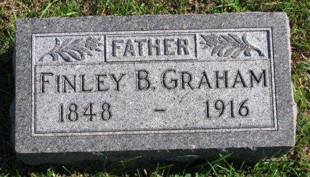 GRAHAM, FINLEY B. - Union County, South Dakota | FINLEY B. GRAHAM - South Dakota Gravestone Photos