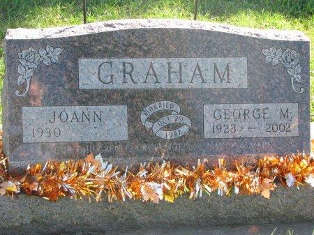 GRAHAM, GEORGE M. - Union County, South Dakota   GEORGE M. GRAHAM - South Dakota Gravestone Photos