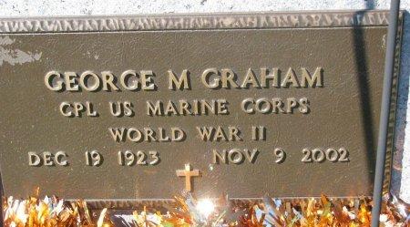 GRAHAM, GEORGE M. (WORLD WAR II) - Union County, South Dakota | GEORGE M. (WORLD WAR II) GRAHAM - South Dakota Gravestone Photos