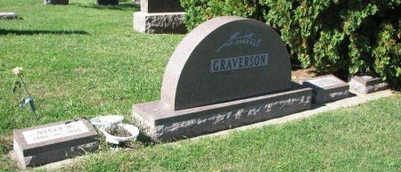 GRAVERSON, *FAMILY PLOT - Union County, South Dakota | *FAMILY PLOT GRAVERSON - South Dakota Gravestone Photos