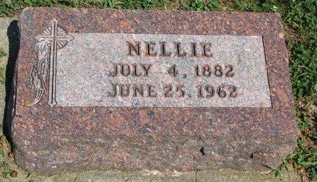 GROON, NELLIE - Union County, South Dakota   NELLIE GROON - South Dakota Gravestone Photos
