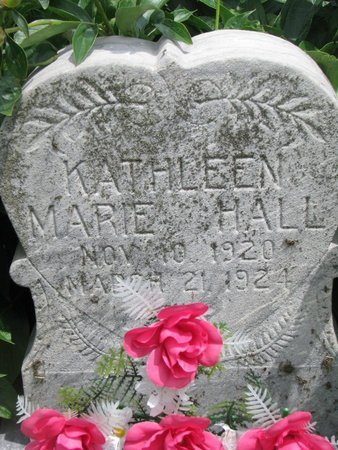 HALL, KATHLEEN MARIE - Union County, South Dakota | KATHLEEN MARIE HALL - South Dakota Gravestone Photos