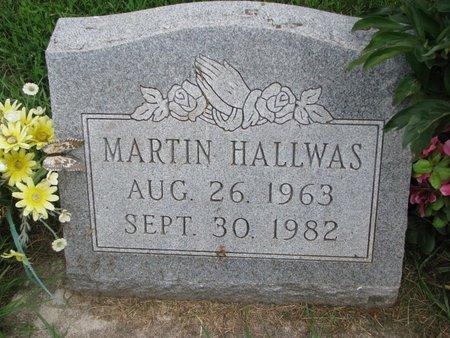 HALLWAS, MARTIN - Union County, South Dakota   MARTIN HALLWAS - South Dakota Gravestone Photos